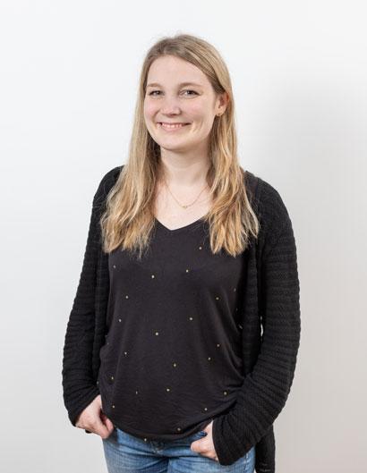 Mitarbeiterfoto von Anne-Wiebke