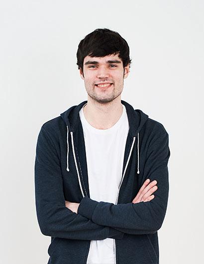 Mitarbeiterfoto von Lukas