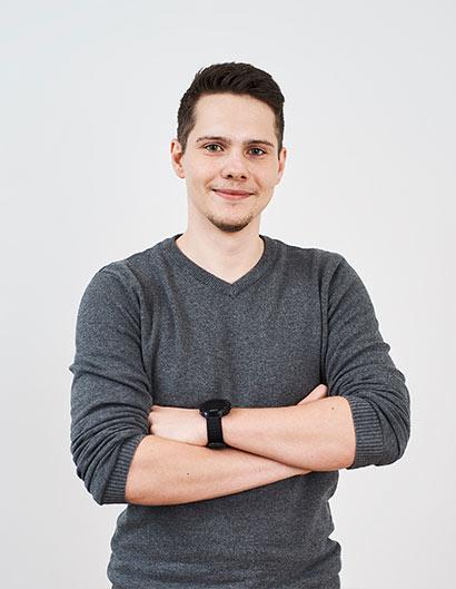 Mitarbeiterfoto von Philipp