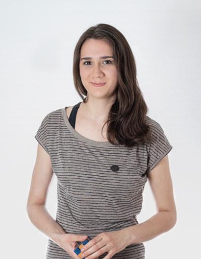 Mitarbeiterfoto von Claudia