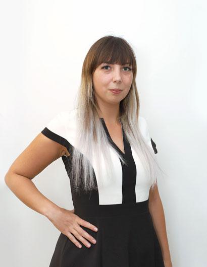 Mitarbeiterfoto von Carina