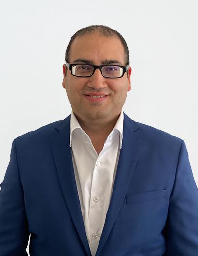 Mitarbeiterfoto Arash